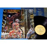 Iron Maiden - Somewhere in time - Lp - 1986